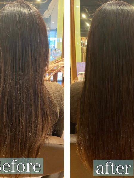 髪質改善トリートメント SUBLIMIC