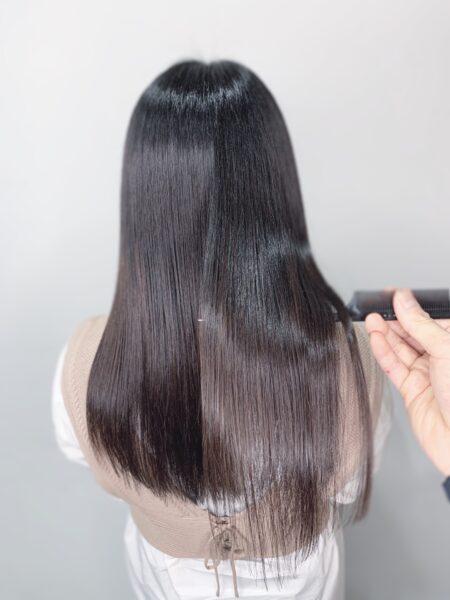 髪の梅雨支度